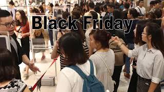 Thành Phố thất thủ trong ngày Black Friday