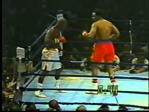 Gerge Foreman vs Joe Frazier II