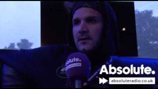 Anthrax Interview at Sonisphere 2009