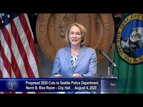 Seattle Police Chief Carmen Best says City Council drove her ...