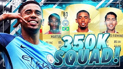FIFA 18 - INSANE OVERPOWERED PREMIER LEAGUE SQUAD BUILDER Ft. JESUS, MARTIAL AND MORE!!!  🔥🎮