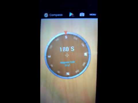 How to use Compass on Android Mobile Phone - Compass Mobile