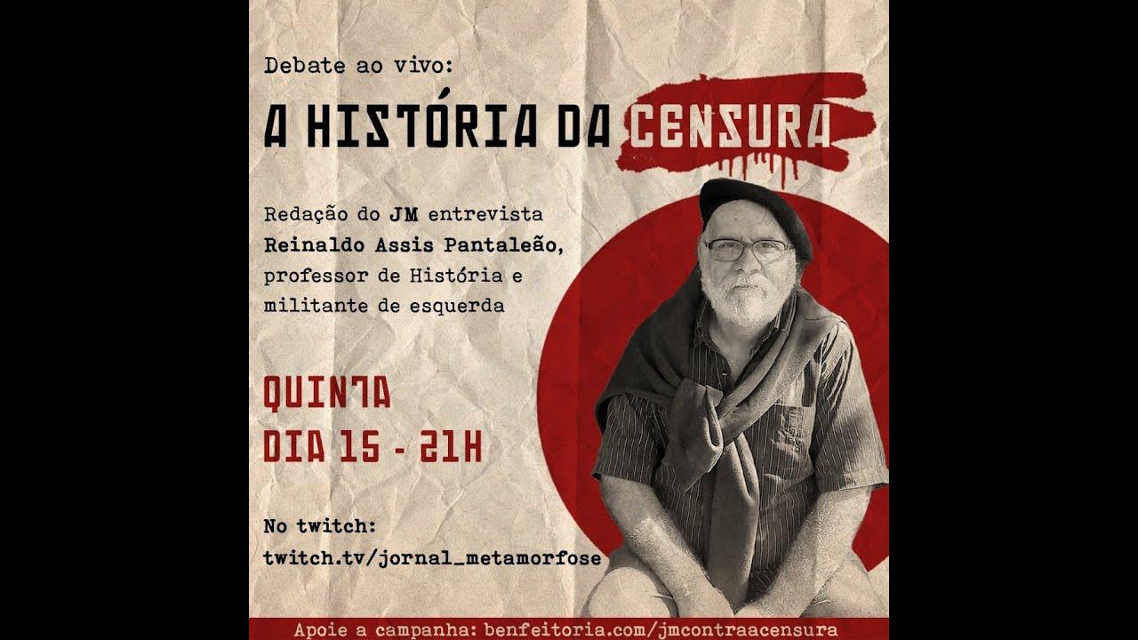 Debate com Reinaldo Assis Pantaleão