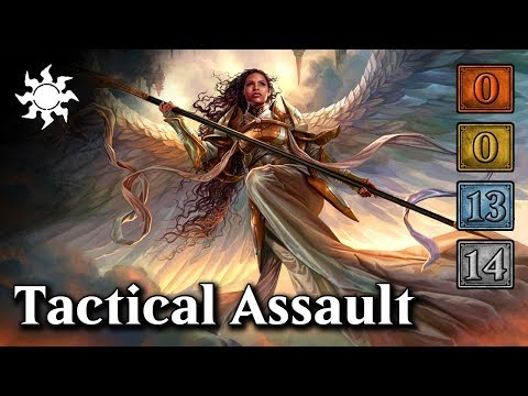 MTG Arena - Upgrading Tactical Assault