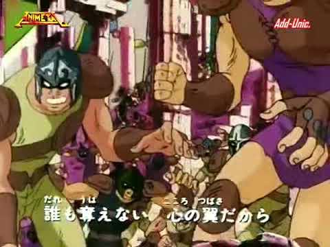 Saint Seiya Opening Metal