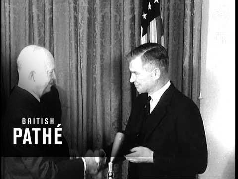 Dr Fuchs Meets President (1959)