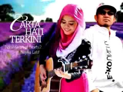 NaraMerah of 5forty2 ft. Najwa Latif - Carta Hati Terkini