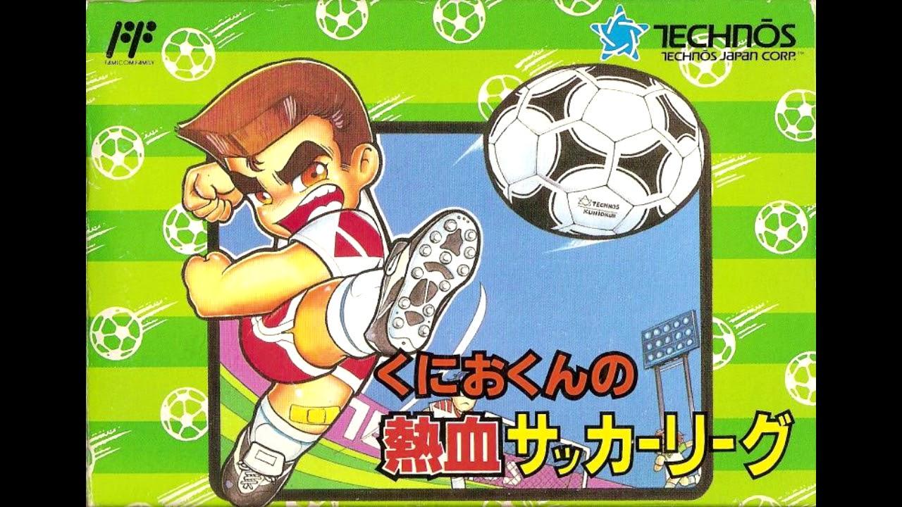 Kunio kun no nekketsu soccer league download