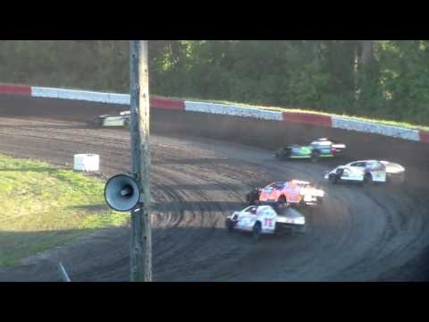 Modified Heat 2 @ Hamilton County Speedway 07/29/17