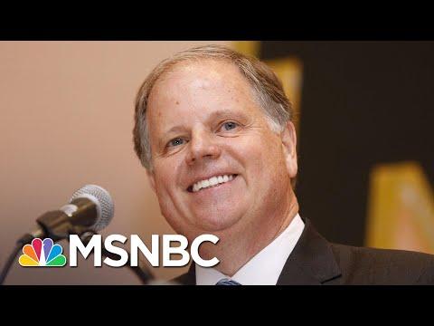 Doug Jones Seen As Leading Contender For Biden's Attorney General Nominee   Craig Melvin   MSNBC
