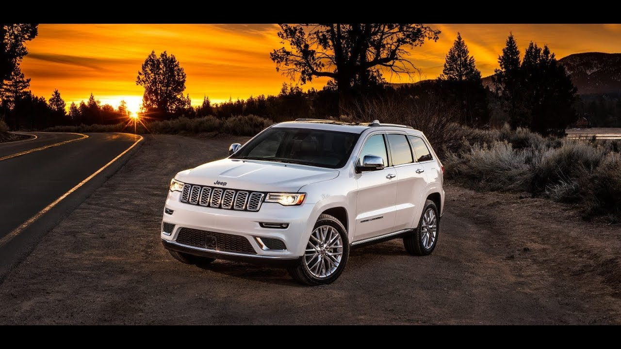 2019 Jeep Grand Cherokee Redesign Spy Photos New Generation Youtube