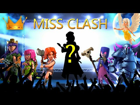 👑Mrs Clash Universe👑 Who is the BEST Female Troop?! Ultimate Girl Battle!   Clash of Clans