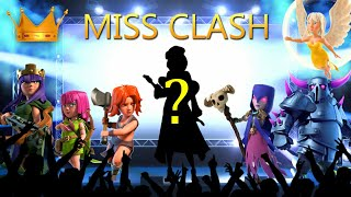 👑Mrs Clash Universe👑 Who is the BEST Female Troop?! Ultimate Girl Battle! | Clash of Clans