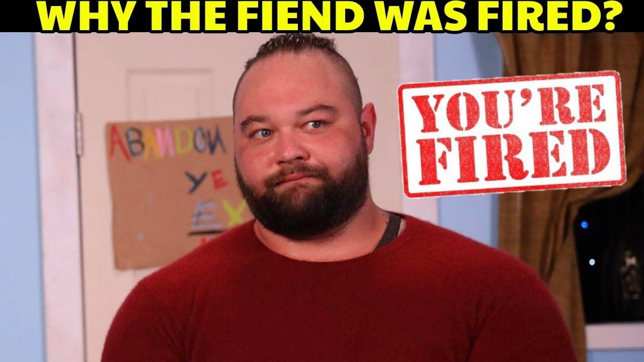 BREAKING: The Fiend Bray Wyatt FIRED From WWE   Real Reason BRAY WYATT RELEASED From WWE 2021   