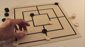 Mühle - Spielregeln - Anleitung