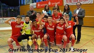 Finale U14 Graf-Hardenberg-Cup VfL Wolfsburg - 1. FSV Mainz 05 0:3