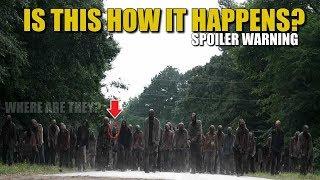 The Walking Dead Season 9 Rick & Whisperers Theory - Whisperers Kill Rick? Did We See Rick's Death?