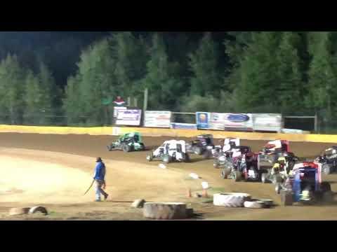 Hamlin Speedway 6/15/19 600 Feature