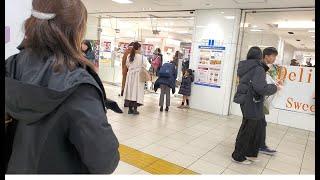 池袋地下街美食廣場 突遇日本小孩走失 兩人心情緊張擔心|乾杯小菜超日常