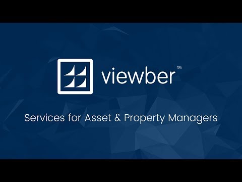 Viewber: Services for Asset and Property Managers