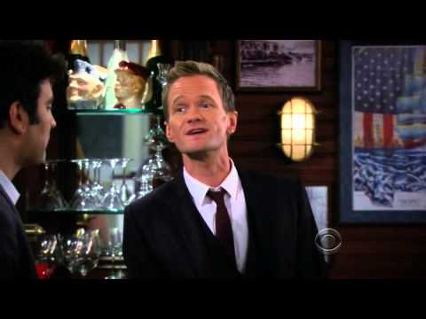 Thats The Dream Himym Barney And Ted Youtube