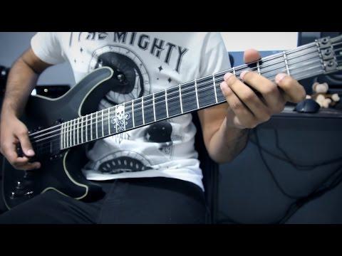 The Maine - Black Butterflies and Déjà Vu (Guitar Cover + Tabs)