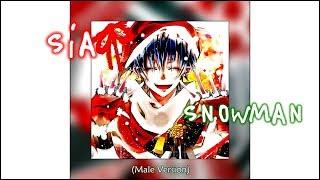 Male Version - Snowman (Sia)