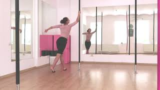Dans la Bara - Beginner's Pole Dance Choreography - 08|10|2018