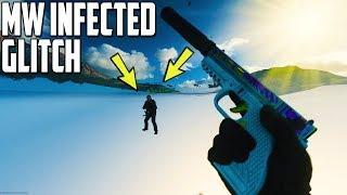 """""""Modern Warfare Glitches"""" *NEW* Best INVINCIBILITY Infected Glitch - God Mode Glitch CoD MW Glitches"""