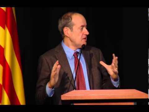 """Carles Boix """"La dimensió internacional de l'autodeterminació de Catalunya"""" Resum"""