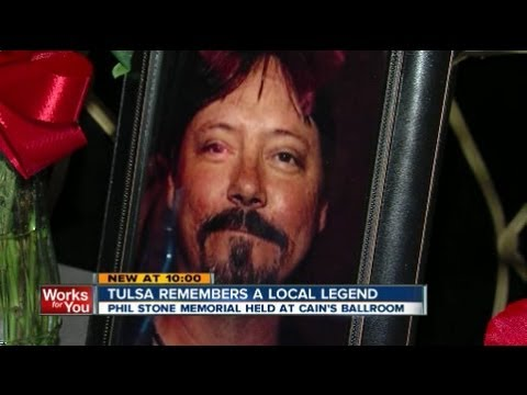 Tulsa Remembers Radio Legend Phil Stone Youtube A fictional radio character created by brent douglas and phil stone for their morning radio show on kmod youtube