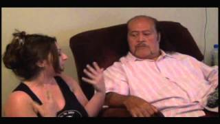 Afa the Wild Samoan and daughter Vale Anoa