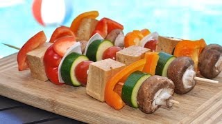 Anatomy of a Vegan Kebab