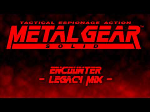 Metal Gear Solid - Encounter [Legacy Mix, V2] (Older Version)