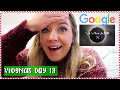 """I'M IN GOOGLE'S """"YEAR IN SEARCH"""" VIDEO! 