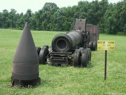 When Was Modern Artillery Invented