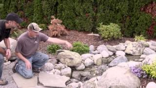 Waterfall Pond Supply In Mount Vernon Washington