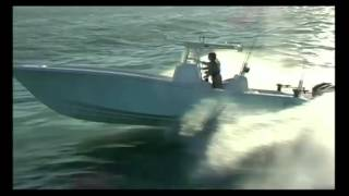 Yellowfin Yachts 36 Factory running viseo