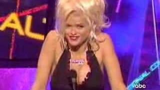 Anna Nicole Smith - stoned out of her mind