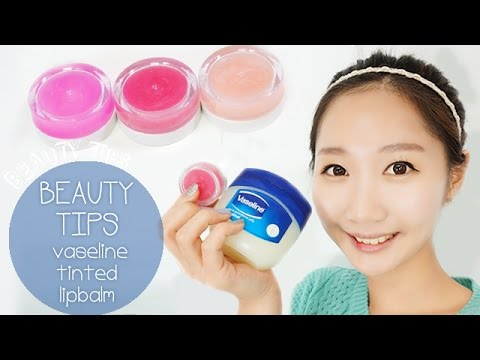how to make your own eos lip balm with vaseline