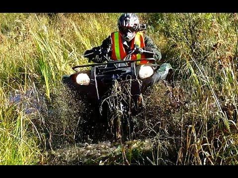 Yamaha Grizzly  Slow Starting