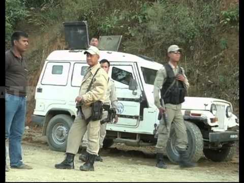 Kuki militants abduct road construction workers in Manipur