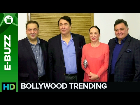 The Kapoor Clan Celebrates Raj Kapoor's 92nd Birth Anniversary | Bollywood News | ErosNow eBuzz Mp3