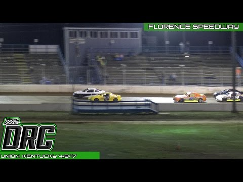 Florence Speedway | 4.8.17 | Hornets | Feature