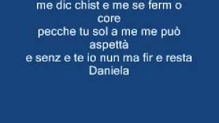 Gianni Celeste - Daniela Con Testo