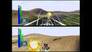 Robotech: Battlecry Multiplayer Gameplay (Gamecube)
