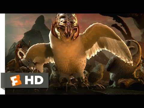 Legend of the Guardians (2010) - To Battle! Scene (8/10) | Movieclips