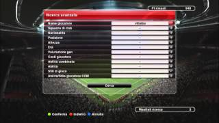 MASTER LEAGUE ONLINE PES 2014 #EPISODIO 4 Gameplay ITA PC