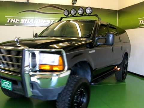 Ford Excursion With Lift Kit X S