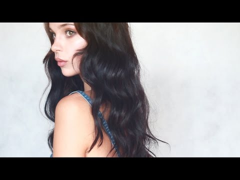 Как сделать волосы волнистыми ♔ DO WAVY HAIR
